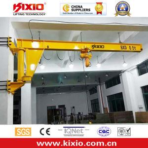 360 Degree Pillar Mounted Jib Crane pictures & photos