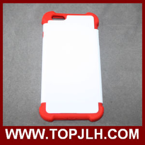 Custom for iPhone 6/6s Sublimation Rubber PC Case pictures & photos