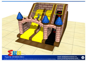 Inflatable Castle with Slide pictures & photos