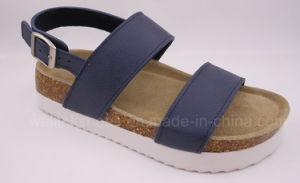 2017 Cork Shoes Birken Stock Sandal Cork Sandal pictures & photos