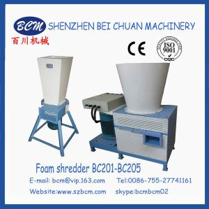 Foam Rubber Shredder Machine with Latex Sponge Cutting Machine pictures & photos