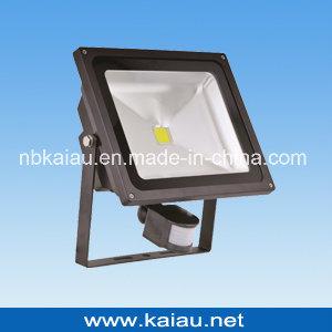 20W COB LED Floodlight with PIR Sensor pictures & photos