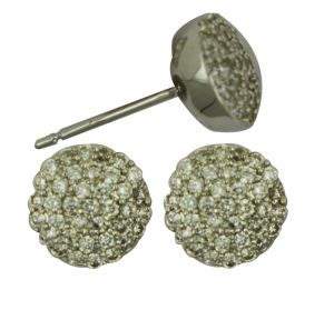 925 Sterling Silver Fine Earring Jewellery with Bead pictures & photos