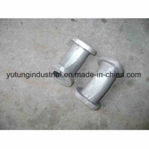 Cast Aluminum (aluminium) Copper Brass Sand Casting Parts pictures & photos