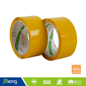 Low Noise BOPP Acrylic Adhesive Packaging Tape with Own Patent pictures & photos