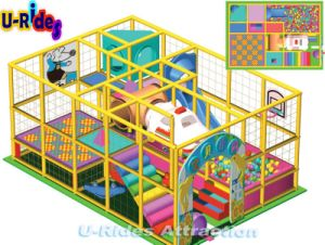 Generic Play Gym Kids Indoor Playground For Commercial Business pictures & photos