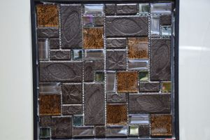 Mosaic Shell with Glass Mosaic pictures & photos