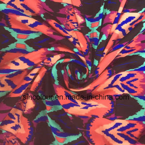 80%Nylon 20%Spandex Printing Fabric for Bikini pictures & photos