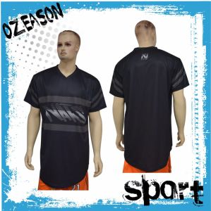 Custom Design Mens Womens Full Sublimation Polo T Shirt Cheap Price pictures & photos