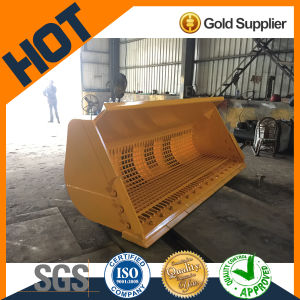 Customized Size Loader Bucket for 950 Wheel Loader Made in China pictures & photos