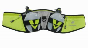 Sports Cycling Light Pocket Bag Two Waterbottle Waist Running Bag pictures & photos