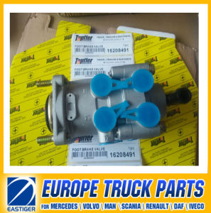 16208491 Foot Brake Valve Truck Parts for Volvo pictures & photos