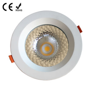 Low Price Aluminum COB Recessed LED Ceiling Down Light pictures & photos