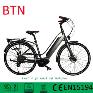 700c Battery City Cheap Wholesale Lightweight 36V Electric Bike pictures & photos