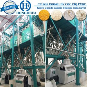 Super White Corn Maize Flour Mill Wheat Flour Milling Machine pictures & photos