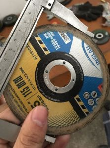 Depressed Center Cutting Wheel for Metal pictures & photos