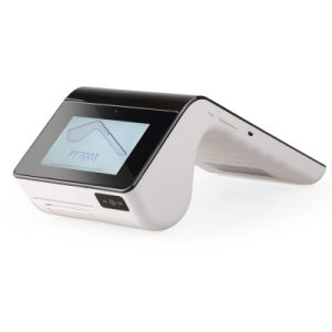 7 Inch Portable Android Smart Card Reader POS Terminal with Thermal Printer PT-7003 pictures & photos