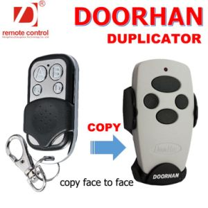 433MHz Rolling Code Doorhan Replacement and Copy Remote pictures & photos