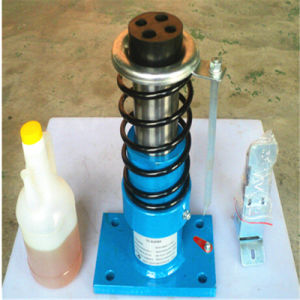 Elevator Safety Parts Spring Inside Outside Oil Buffer pictures & photos
