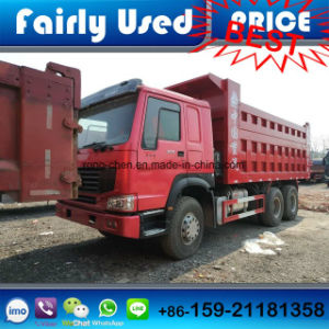 Used HOWO Dump Truck HOWO Tipper Truck 6*4 pictures & photos