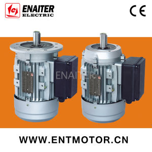 Al Housing AC single phase Electrical Motor pictures & photos