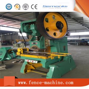 Automatic Razor Barbed Wire Fence Making Machine pictures & photos