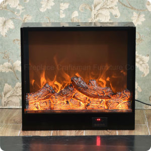 MDF Electric LED Lights Core Fireplace with Ce Certificate (T-302S) pictures & photos