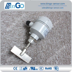 G1′′ Thread SUS304 Rotary Paddle Level Switch for Storage Tank pictures & photos