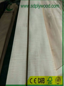 Natural Wood Veneer Figured Maple for Boards, Furniture, Decoration pictures & photos