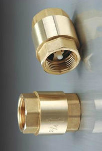 Female Thread Double Joint High Quality Brass Gas Valve pictures & photos