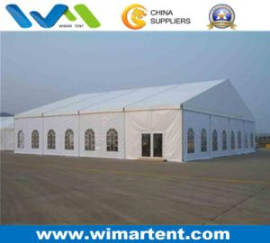 20X20m Aluminum Frame Tent with Glass Door Entrance pictures & photos