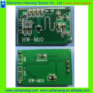 Microwave Motion Sensor Module Doppler Radar Detector (HW-M10) pictures & photos