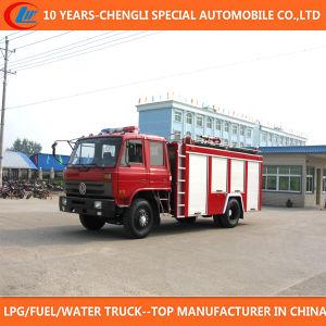 6wheels 6cbm Foam Water Dual-Purpose Fire Truck for Sale pictures & photos