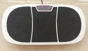 New Design 3D Vibration Plate Crazy Fit Massager (1019) pictures & photos