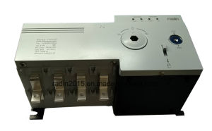 RDS2-100A New Type Dual Power Automatic Transfer Switch, Changeover Switch (ATS) pictures & photos