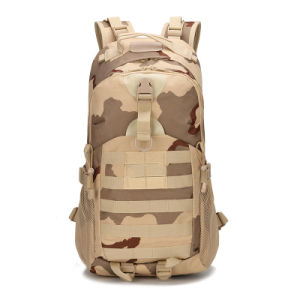 Large Space High Quality Army Backpack with Low MOQ pictures & photos