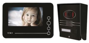 7 Inch Handsfree 4 Wires or 2 Wires Color Video Door Phone pictures & photos