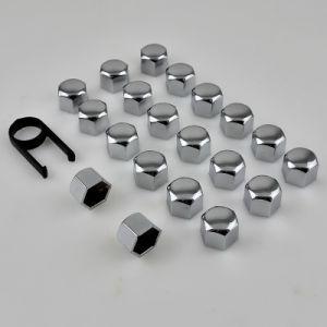 20+1PCS ABS Plastic Hex Wheel Bolt Topper Caps Set pictures & photos