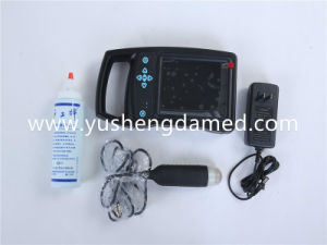 Ysd3000-Vet CE Approved Veterinary Handheld Ultrasound Scanner pictures & photos