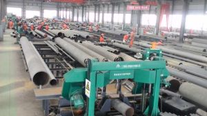 Pipe Prefabrication Production Line pictures & photos