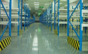 Multi-Level Steel Structure Warehouse Storage Rack pictures & photos