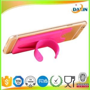 Colorful Sticky Silicone Mobile Phone Holder Touch-U Silicone Cell Phone Stand pictures & photos