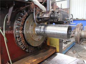 Automatic Johnson Water Well Screen Welding Machine Factory pictures & photos