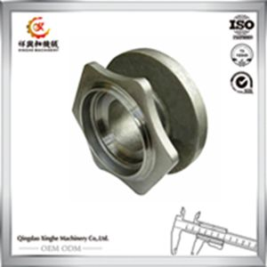 Custom Engine Parts ADC5 Aluminum Sand Casting with Deburring pictures & photos