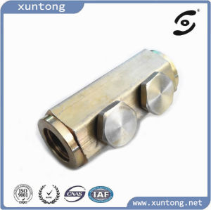 CATV Connector/CATV Socket Connector/CATV Socket Splice Block pictures & photos