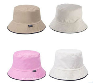 OEM Promotional Wholesale Plain Bucket Hat pictures & photos