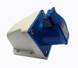 Industrial IP44 2p+E 16A PP New Cap Plug