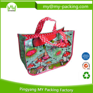 Various Newest Hot Sale PP Woven Shopping Tote Bag pictures & photos