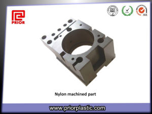 Precison Nylon Machined Part for Instead of Steel pictures & photos