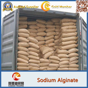 Sodium Alginate -Food Grade, as Thickner, Stabilizer, White Powder pictures & photos